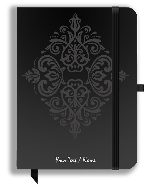 Personalized Leather NoteBook / Diary (NBLTHR 001-5)