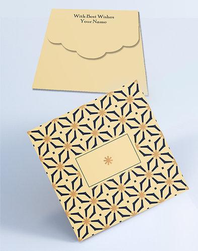 Customized Square Shagun Envelopes (SESmall 11)