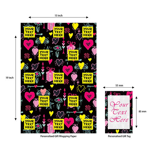 Wrapping Paper 001 (Pack of 5)