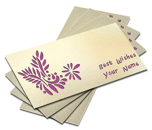 Customized Cut-Out Shagun Envelopes