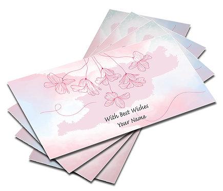 Customized Pearl Finish Shagun Envelopes
