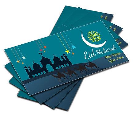 Customized EID Shagun Envelopes