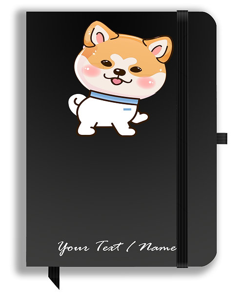 Personalized Leather NoteBook / Diary (NBLTHR 001-20)