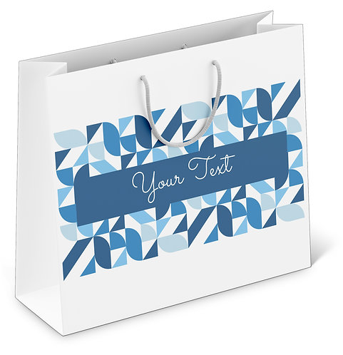 Personalized Paper Gift Bags (RBAG 002)
