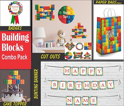 Blocks Theme Combo (PS Combo 1)