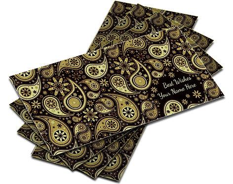 Shagun Envelopes With Front & Back Designs (Pack of 10)