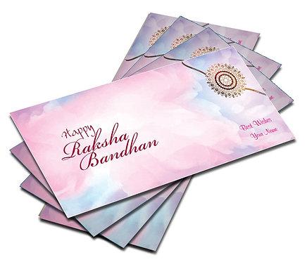Customized Rakshabandhan Shagun Envelopes