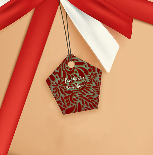 Gift Tags (Pack of 20 / 60)  (GT sh 21)