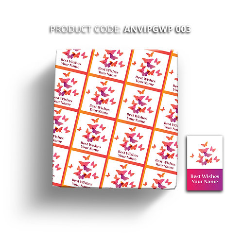 Wrapping Paper 003 (Pack of 5)