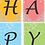 Thumbnail: Birthday Bunting Banners (BBBan 14)