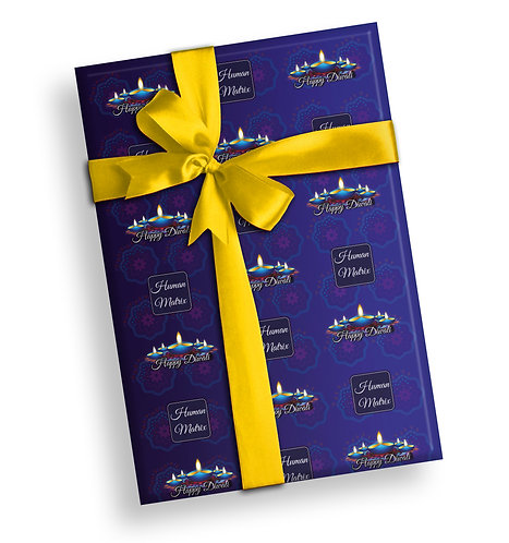 Customized Wrapping Papers (034)