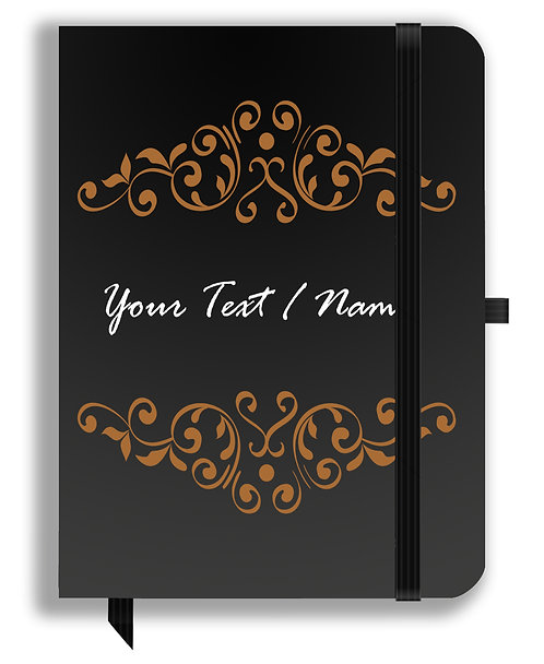 Personalized Leather NoteBook / Diary (NBLTHR 019)