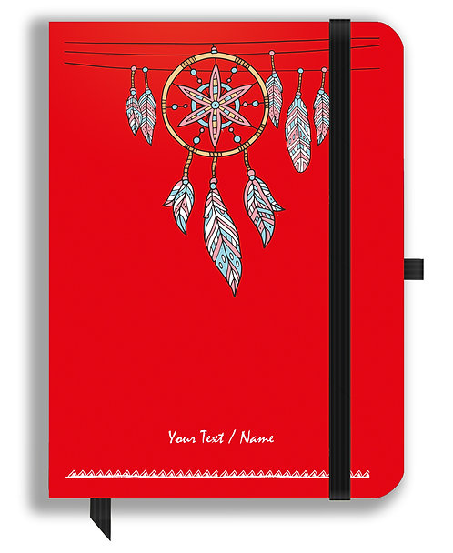 Personalized Leather NoteBook / Diary (NBLTHR 001-3)