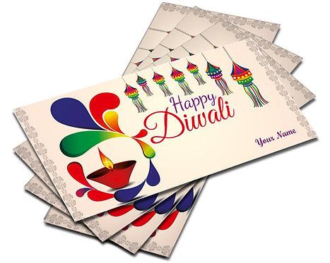 Shagun Envelopes For Diwali (Pack of 10)
