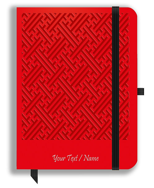 Personalized Leather NoteBook / Diary (NBLTHR 001-11)