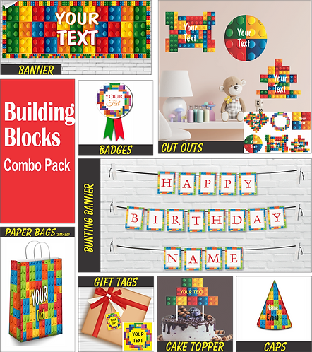Blocks Theme Combo (PS Combo 2)