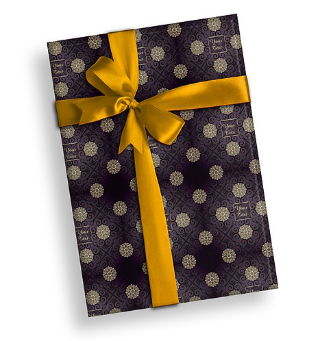 Customized Wrapping Papers (018)