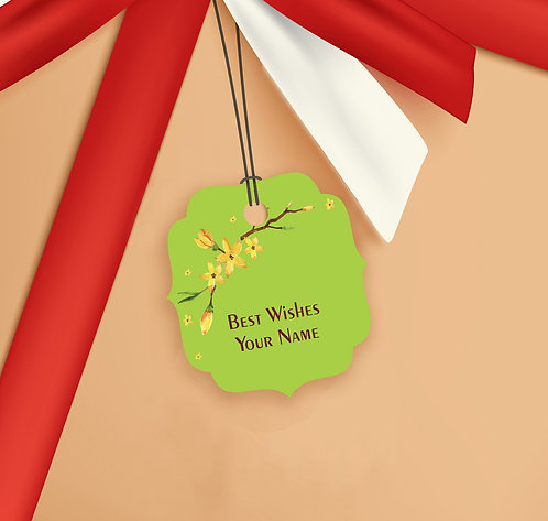 Gift Tags (Pack of 20 / 60)  (GT sh 04)