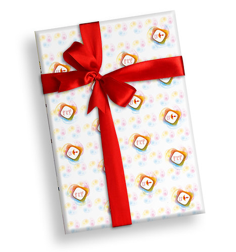 Customized Wrapping Papers (033)