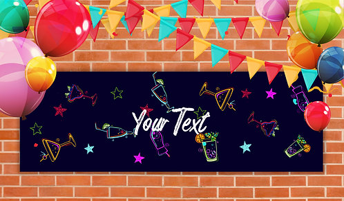 Personalized Banner (Ban 009)