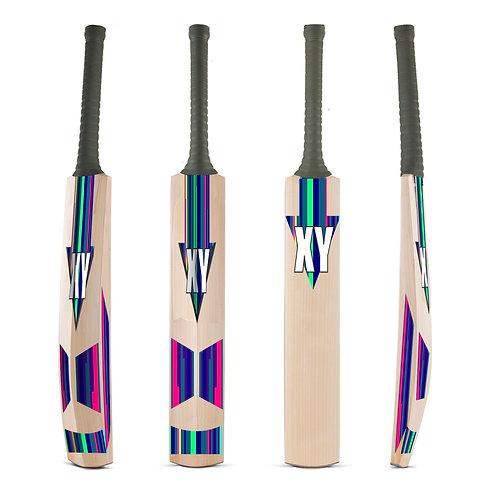 Customized Cricket Bat Stickers (006)