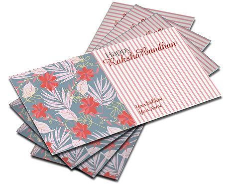 Shagun Envelopes For Rakshabandhan (Pack of 4)