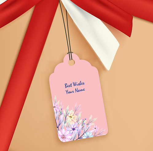 Gift Tags (Pack of 20 / 60)  (GT sh 08)