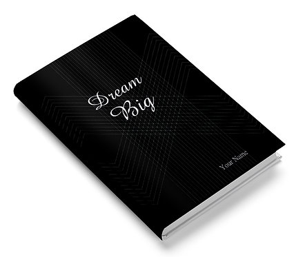 Personalized Hardbound Pasted Board NoteBook / Diary (NBHB 015)