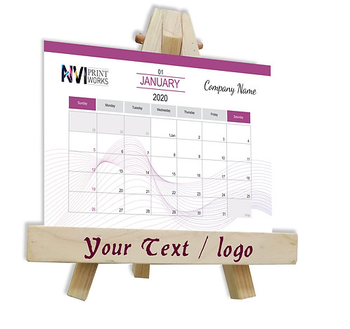 Desk Calendar - (DSKCAL 008)