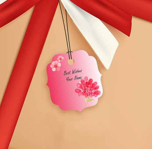 Gift Tags (Pack of 20 / 60)  (GT sh 06)