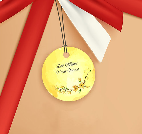 Gift Tags (Pack of 20 / 60)  (GT sh 17)