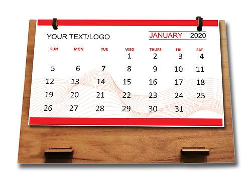 Desktop Calendar - (DSKCAL 014)