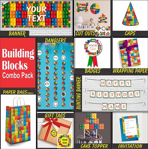 Blocks Theme Combo (PS Combo 3)