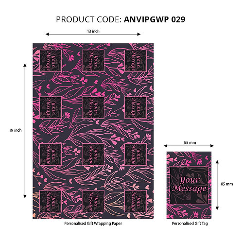 Wrapping Paper 029 (Pack of 5)
