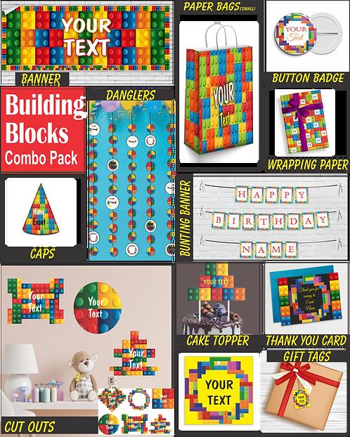 Blocks Theme Combo (PS Combo 9)