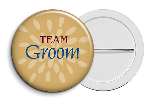 Personalized Button Badges (Pack of 20) (ButnBadge 010)