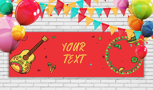 Personalized Banner (Ban 006)