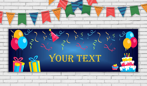 Personalized Banner (Ban 003)