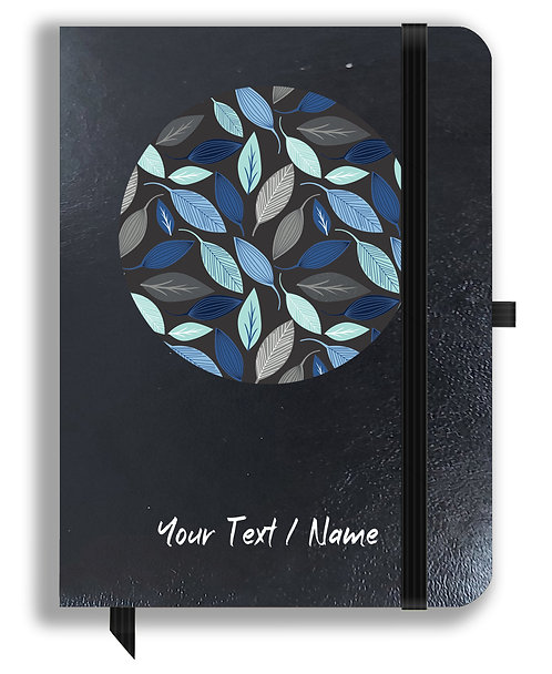 Personalized Leather NoteBook / Diary (NBLTHR 033)