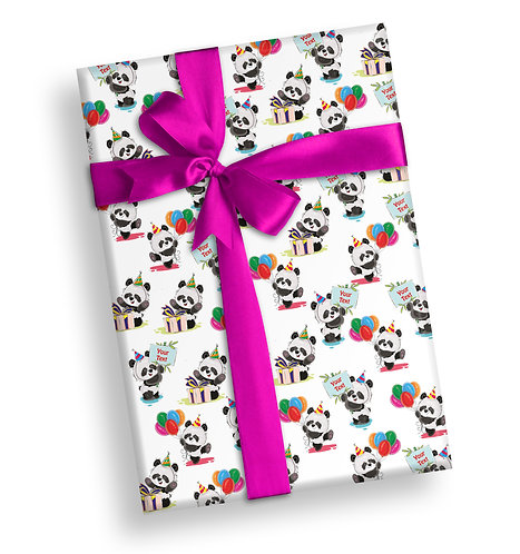 Customized Wrapping Papers (002)