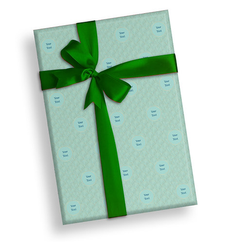 Customized Wrapping Papers (011)