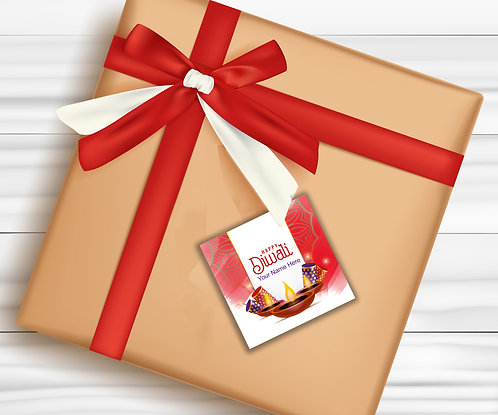 Gift Tags (Pack of 30 / 60)  (GT 23)
