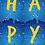 Thumbnail: Birthday Bunting Banners (BBBan 08)