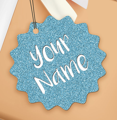 Gift Tags (Pack of 4 / 10)  (GT SBL GLTR 01)