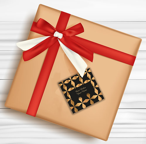 Gift Tags (Pack of 30 / 60)  (GT 30)