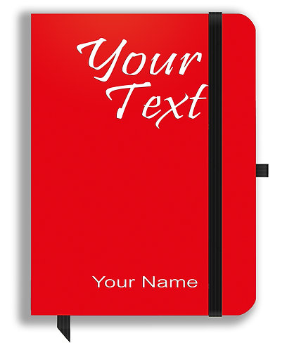 Personalized Leather NoteBook / Diary (NBLTHR 022)