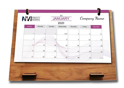 Desktop Calendar - (DSKCAL 013)