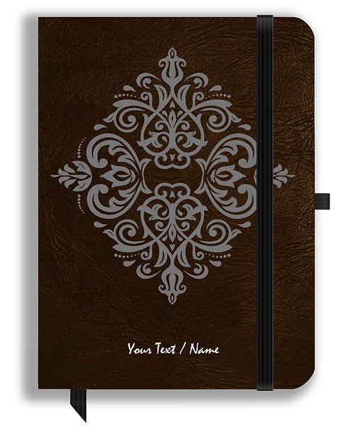 Personalized Leather NoteBook / Diary (NBLTHR 026)