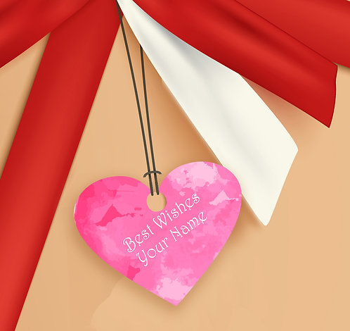 Gift Tags (Pack of 20 / 60)  (GT sh 25)