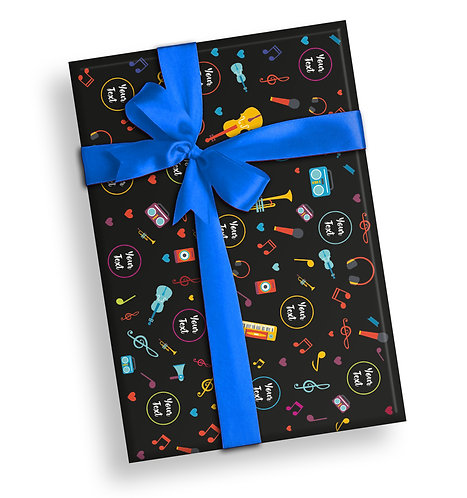 Customized Wrapping Papers (030)
